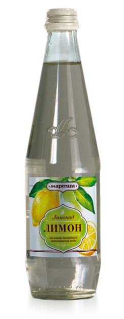 Lemon Carbonated Drink